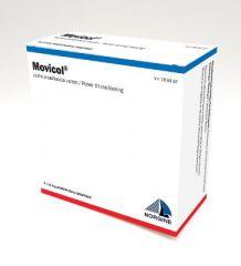 MOVICOL jauhe oraaliliuosta varten (annospussi)8 kpl