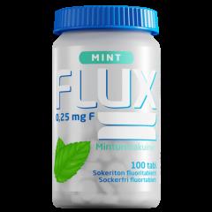 Flux Mint fluoritabletti 250 mikrog 100 imeskelytabl